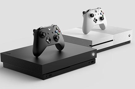 Xbox Oyun Konsolu Alanlar